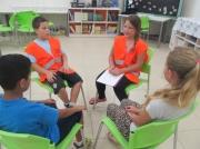 גישור- דיאלוג אחר במערכת החינוך ביבנה